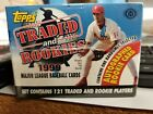 1999 Topps Traded and Rookies Baseball Sealed Set - With Autograph