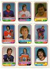 1975-76 O-PEE-CHEE WHA HOCKEY CARD COMPLETE SET #1-132 NMMT - MINT CONDITION