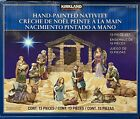 Kirkland Signature Creche de Noel 13 Piece Hand Painted Nativity Scene Set