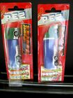 TWO POWER E-TRUCK Pez on Foreign BONBONS CARDS  (one a tanker)  $4.50 US Ship