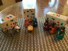 Avon Kids My First Christmas Story 8 Pieces Nativity Collection No Cow 1993