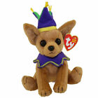 TY Beanie Baby - PUNCHLINE the Chihuahua Dog (Internet Exclusive) (6 inch) MWMTs