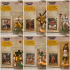 All 11 1989 KENNER STARTING LINEUP LEGENDS COMPLETE SET IN MINT CONDITION