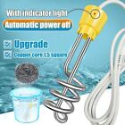 Electric Water Heater Portable Boiler Automatic Immersion Bath Tub Swimming Pool