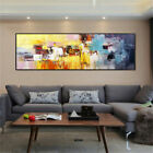 CHOP1468 100 handmade painted long abstract oil painting wall art on canvas