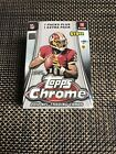 2012 TOPPS CHROME FOOTBALL BLASTER BOX SEALED POSSIBLE RUSSELL WILSON , LUCK RC
