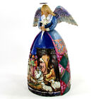 Jim Shore A STAR SHALL GUIDE US 10 Angel Figurine 4003273 Nativity Holy Family