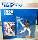 Kenner Starting Lineup 1996 CLEVELAND  INDIANS EDDIE MURRAY w/Stand & MLBPA Card