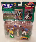 Starting lineup 2000 classic doubles Marshall Faulk And Eddie George