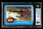 Doug Chiang #2 signed autograph auto 2004 Star Wars Heritage Card BAS Slabbed