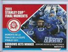 Stanley Cup Game Two Hockey Card Giveaway From Upper Deck 7