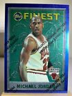 Michael Jordan 1995-96 Topps Finest with protective coating #229 PSA BGS 9 10?