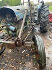 Fordson Major tractor Spares Or Repair No Reserve