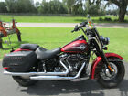 2019 Harley Davidson Softail Heritage Classic FLHCS SOFTAIL HERITAGE 2019 Harley Davidson Softail Heritage Classic 114 MTR 6SPD SUPER CLEAN