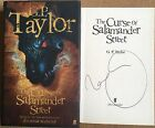 The Curse Of Salamander Street By G P Taylor Signed First Edition