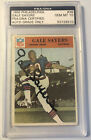 Gale Sayers Cards, Rookie Card and Autographed Memorabilia Guide 43