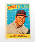 Stan Musial Cards, Rookie Cards and Autographed Memorabilia Guide 22