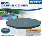 Intex Above Ground Swimming Pool + filter pump and cover set