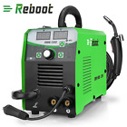 Used Mig Welder Gasgasless 220v Arcstick 3-in-1 Welding Machine 175a Equipment