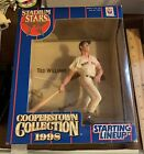 Starting Lineup Ted Williams Stadium Stars Cooperstown Collection 1998