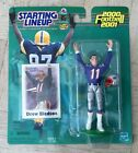 NEW 2000 NFL Starting Lineup Action Figure Drew Bledsoe New England Patriots