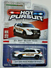 Greenlight Hot Pursuit US Army Military Police 2015 ford Interceptor Utility s21