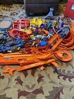 HUGE Lot Of Hot Wheel Tracks And Accessories