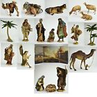 HUGE 20 Piece Dept 56 Neapolitan Nativity Set from Neiman Marcus