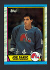 Joe Sakic Cards, Rookie Cards and Autographed Memorabilia Guide 13