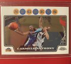 Carmelo Anthony Card and Memorabilia Guide 15