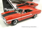 GMP 118 1970 PLYMOUTH GTX HEMI LIMITED EDITION OF 1408 RALLYE RED G1803117