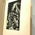 MAD MANS DRUM Lynd Ward 1930 Second Printing First Edition WOODCUT NOVEL