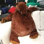60cm giant simulation DJUNGELSKOG bear toy Brown Teddy Bear Stuffed Animal Toys