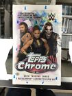2020 Topps Chrome WWE Wrestling Cards Hobby Box 2 AUTO,S PER BOX