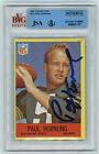 Paul Hornung Cards, Rookie Card and Autographed Memorabilia Guide 37