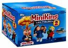 Garbage Pail Kids MiniKins Series 2 Mini Figure HOBBY Box 24 Packs Peach Black