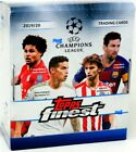 2019 20 TOPPS FINEST UEFA CHAMPIONS LEAGUE SOCCER HOBBY BOX
