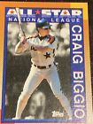 Top 10 Craig Biggio Baseball Cards 12