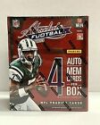 2013 Panini Absolute Football Factory Sealed Hobby Box DeAndre Hopkins RC