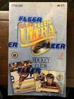 1992-93 Fleer Ultra Hockey Series 1 Factory Sealed 36 Pack Box Premiere Edition!