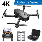 Holy Stone HS720 GPS Drone with 4K Camera Brushless FPV RC Quadcopter 2 Battery