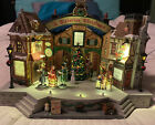 NEW LEMAX VILLAGE COLLECTION A Christmas Carol Play Excellent Condition!