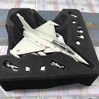 1 72 Diecast Model Scale Dassault Rafale France Fighter Aircraft Decoration New