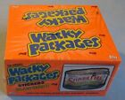 2006 TOPPS WACKY PACKAGES - ANS3 - HOBBY - FACTORY SEALED BOX PLUS ALBUM - 36 CT