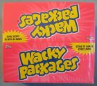 2007 TOPPS WACKY PACKAGES - ANS5 - HOBBY - FACTORY SEALED BOX PLUS ALBUM - 24 CT