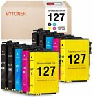 Remanufactured Ink Cartridge for Epson 127 T127 for Workforce WF 3520 WF 3530