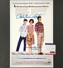 Molly Ringwald & Anthony Michael Hall signed Sixteen Candles 11x17 photo PSA DNA