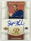 STEPHEN GRAHAM 2005-06 -Exquisite Collection-Rookie Auto ed# 09 225-On Card Auto