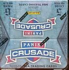 2013 14 PANINI CRUSADE SEALED HOBBY BASKETBALL BOX