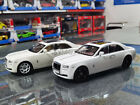 New KYOSHO 1 18 Rolls Royce RR Ghost Diecast Model Car Gifts Collection White